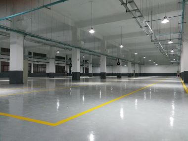 厂房装修地面环氧地坪